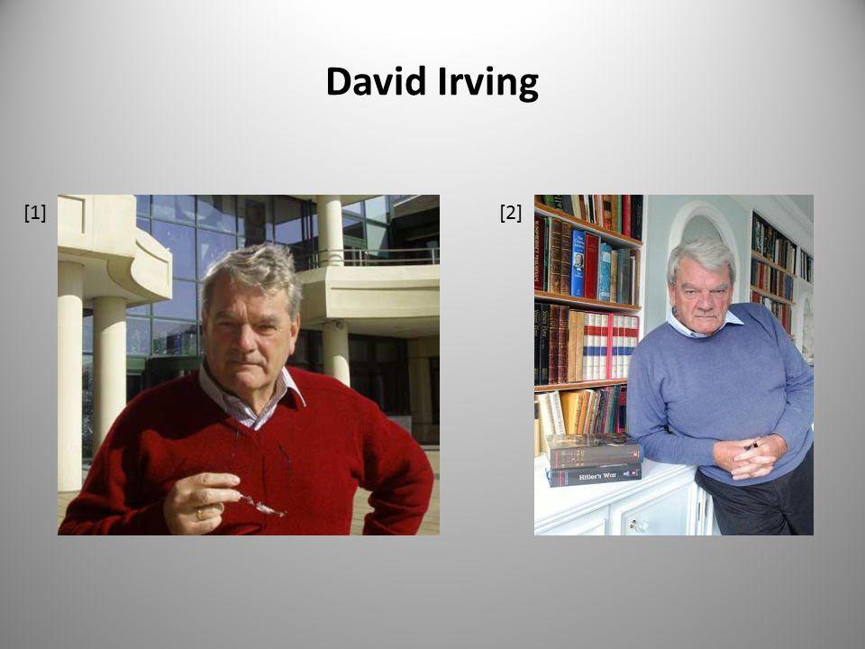David Irving [1] [2]