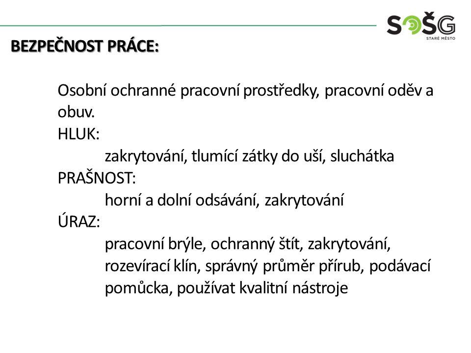 Pilové agregáty 2 PWR 201 TOS Svitavy - detail