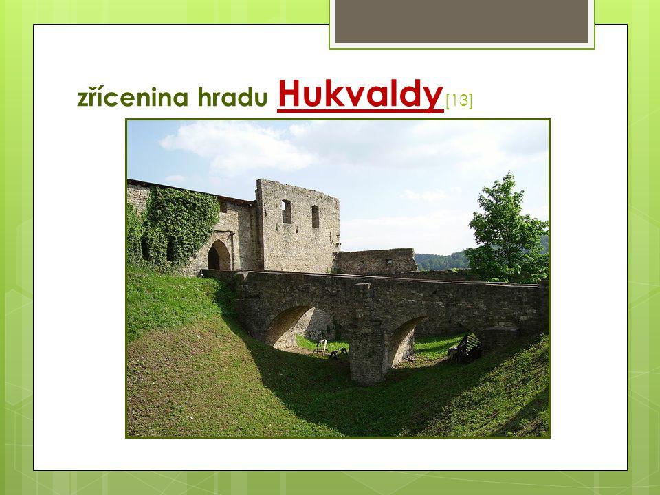 zřícenina hradu Hukvaldy [13]