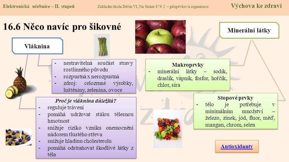 16.7 CLIL Elektronická učebnice - II.
