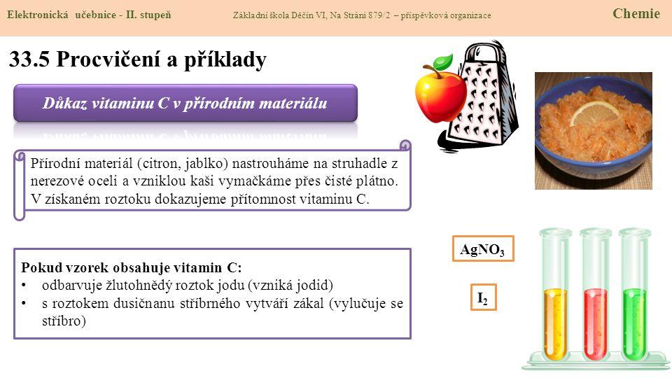 33.6 Něco navíc pro šikovné Elektronická učebnice - II.