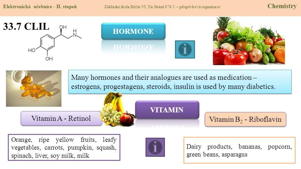 33.8 Test znalostí Správné odpovědi: 1.Který vitamin vzniká především z beta-karotenu.