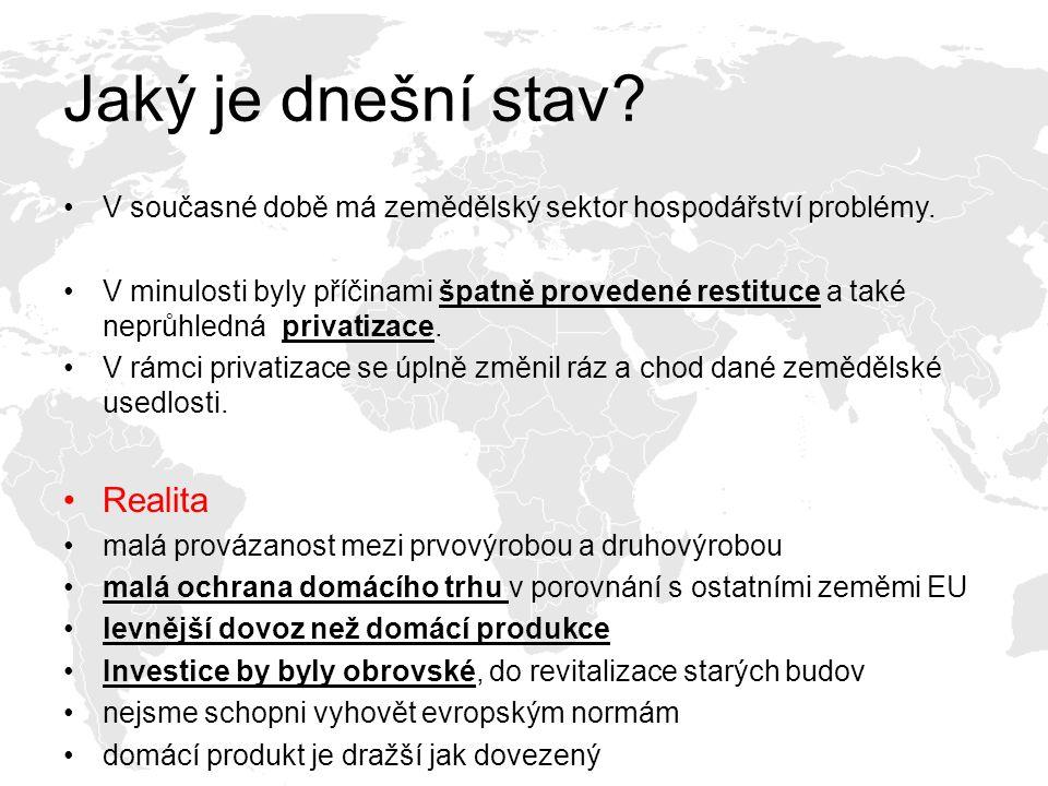Zemědělské oblasti ÚKOL: Pracuj s atlasem ČR str.21, a doplň zemědělské oblasti: 1.
