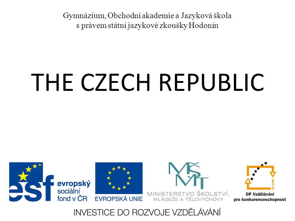 Gymnázium, Obchodní akademie a Jazyková škola s právem státní jazykové zkoušky Hodonín THE CZECH REPUBLIC