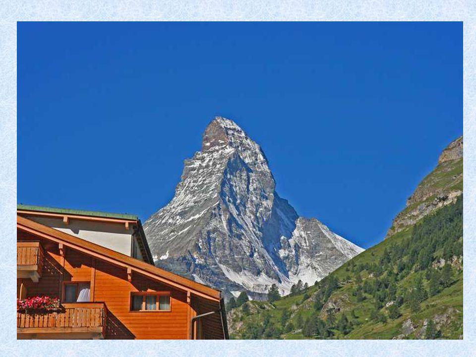 Následuje několik dokladů o názorech, že Matternhorn je nejkrásněší hora světa (různé úhly pohledu)
