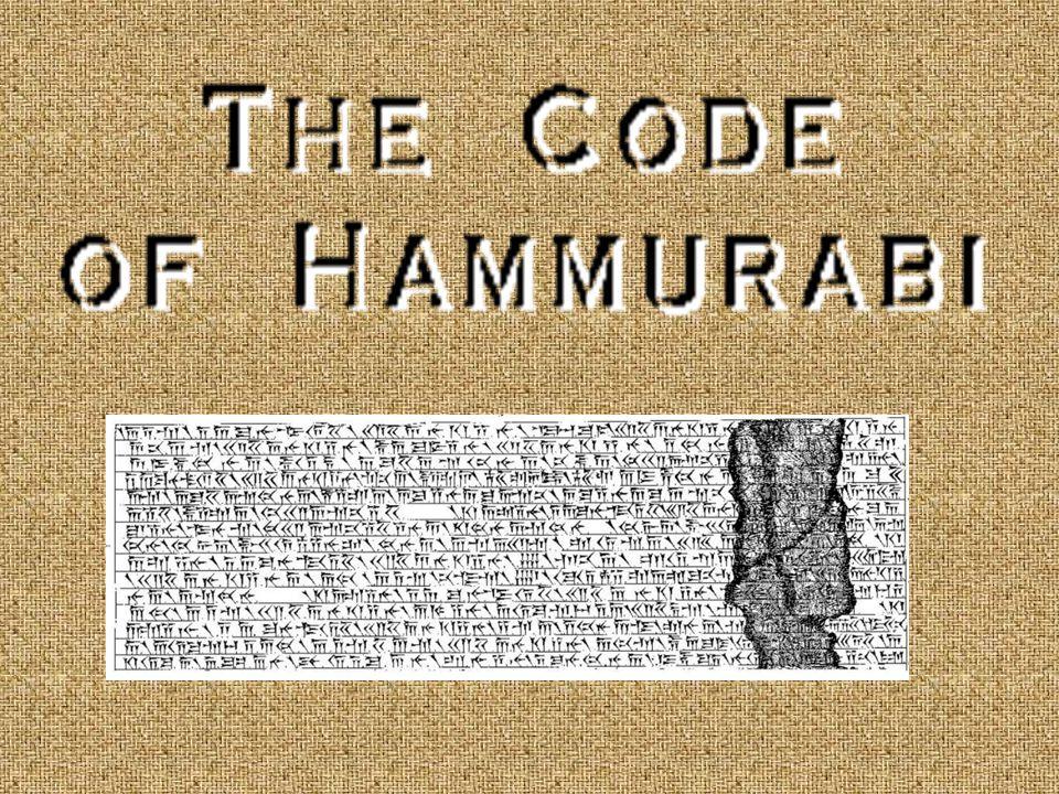 Osnova referátu: ChammurabiChammurabi Chammurabiho zák.
