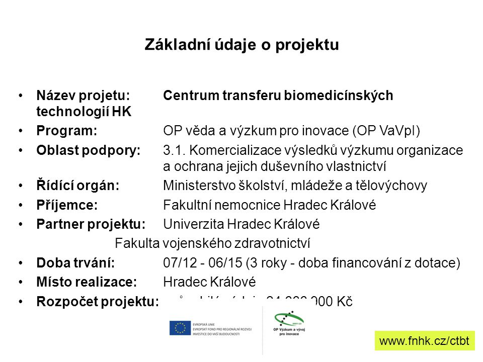 Kontakty Vedoucí CTBTprof.Ing. Kamil Kuča, Ph.D.