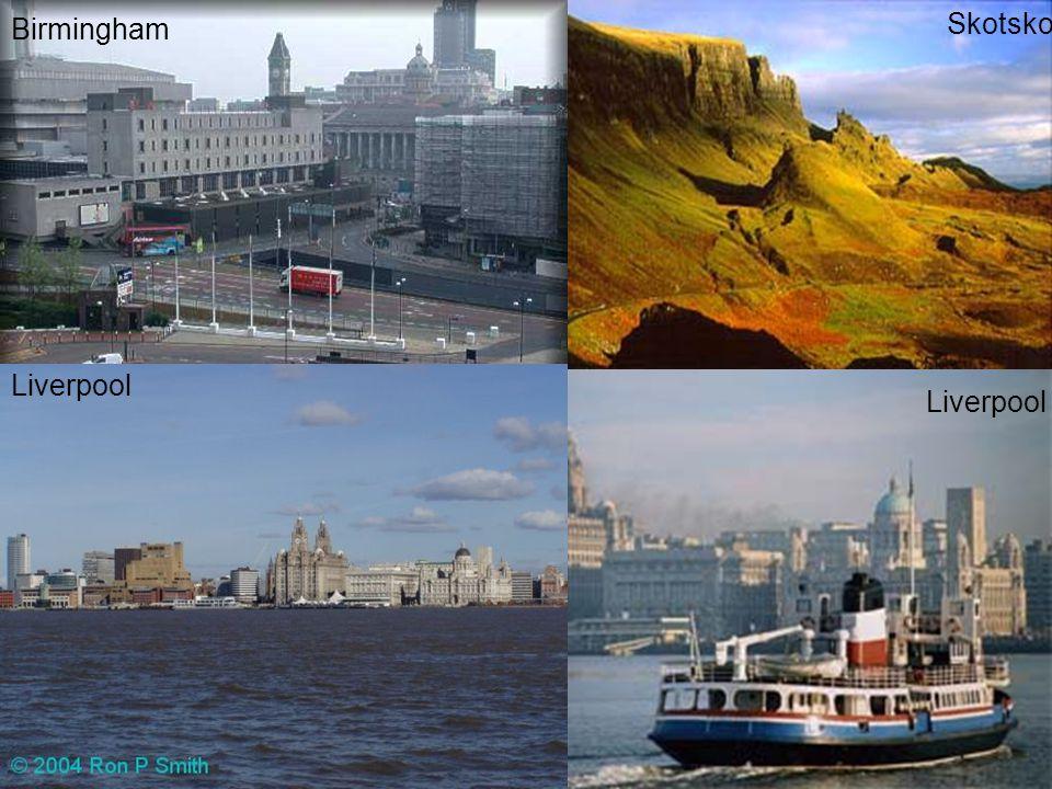 Birmingham Liverpool Skotsko