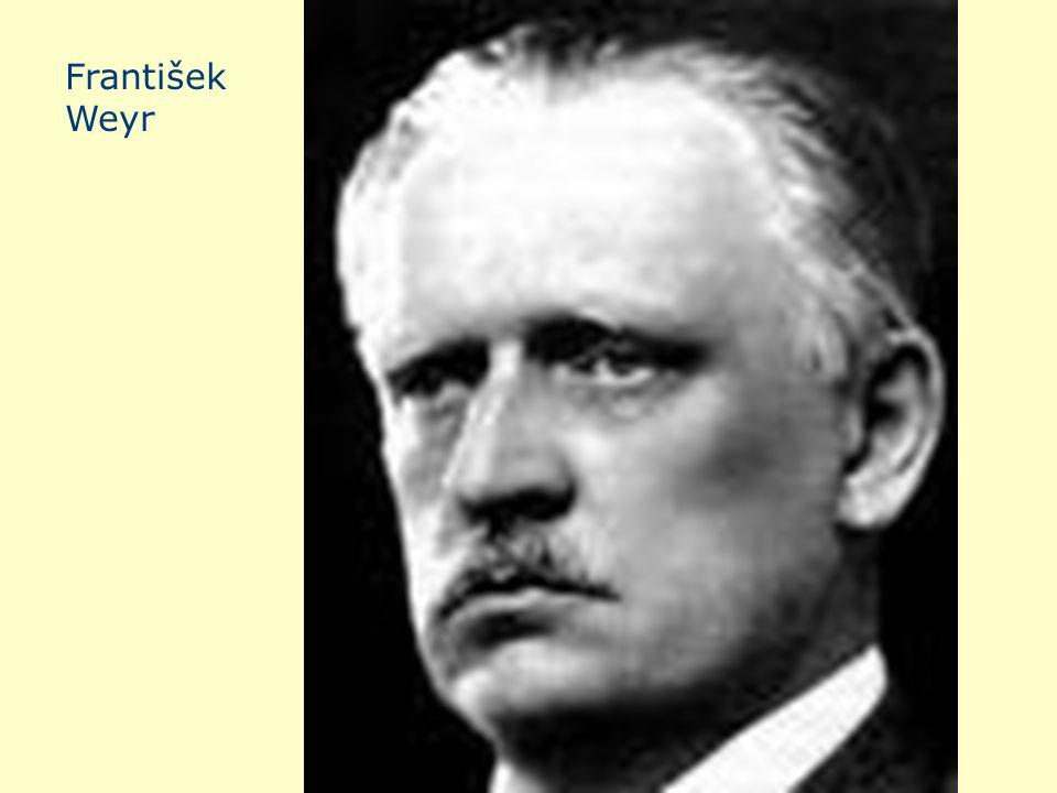 František Weyr