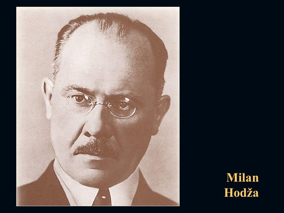 Milan Hodža