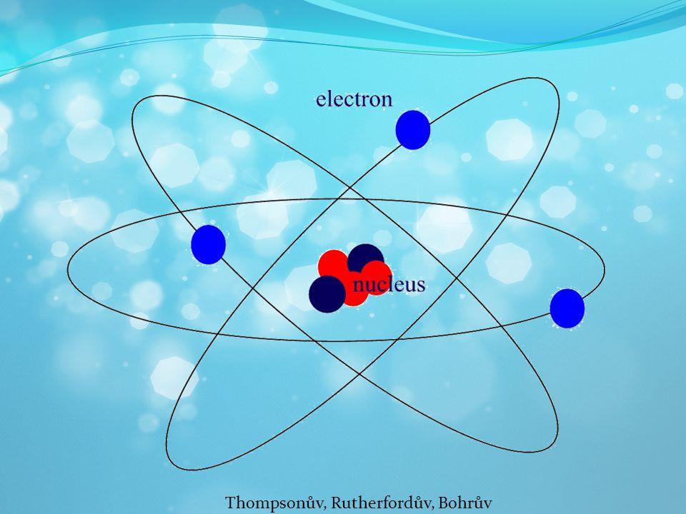 Vodíkové můstky Van der Waalsovy síly