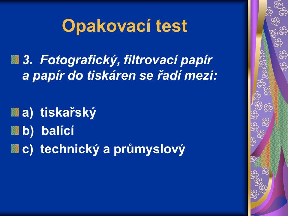 Opakovací test 14.
