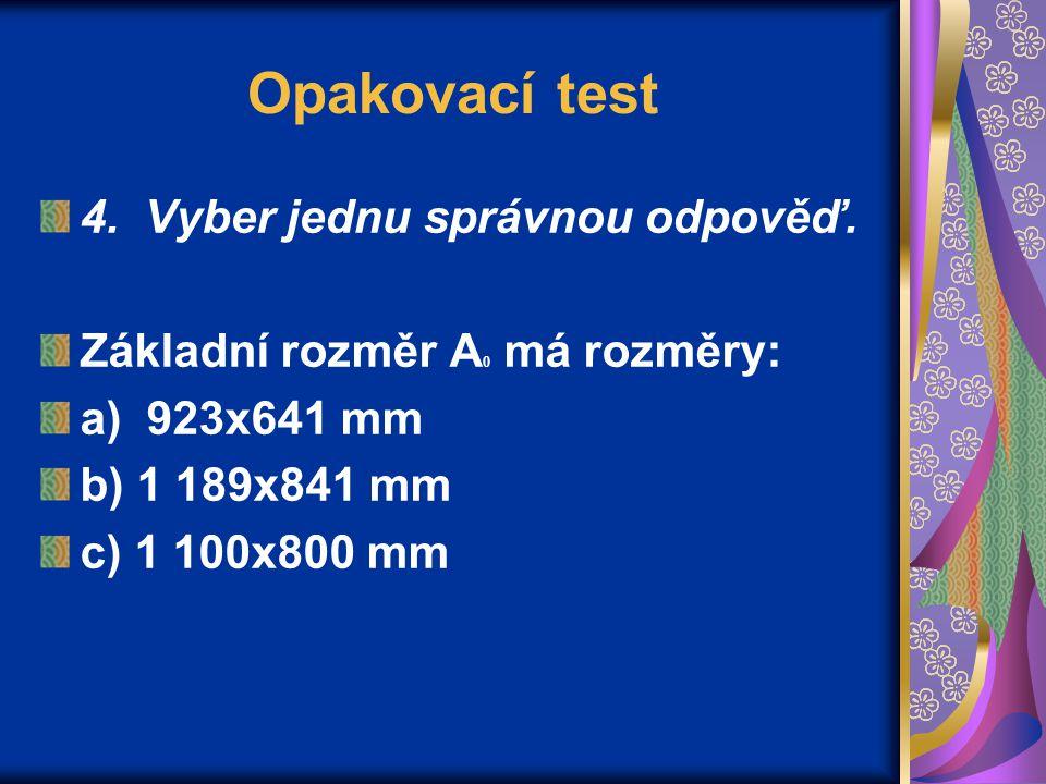 Opakovací test 15.Co je to hliníková fólie, co se z něho vyrábí a jaké má vlastnosti.