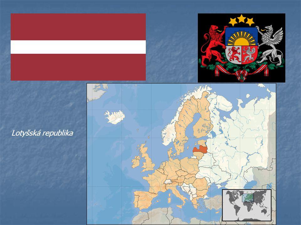 Lotyšská republika