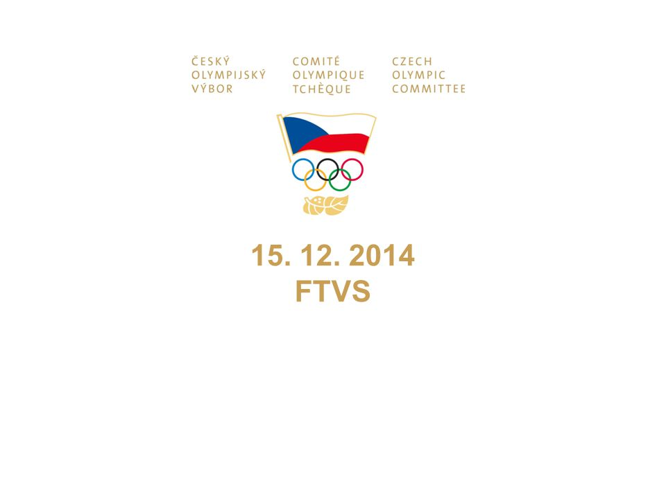 15. 12. 2014 FTVS