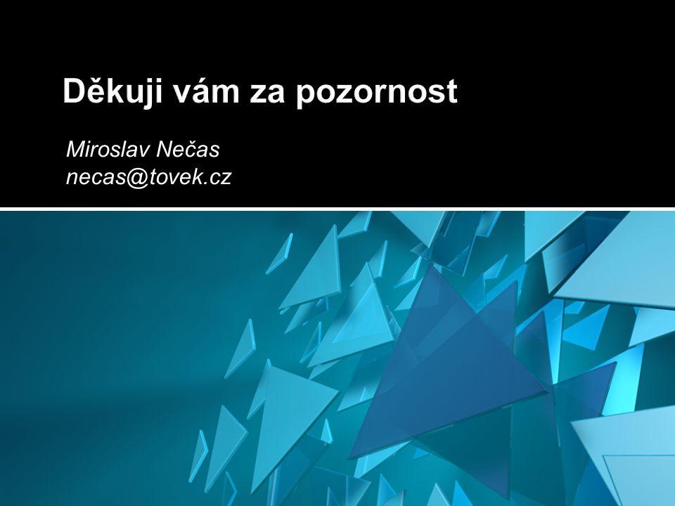 Miroslav Nečas necas@tovek.cz