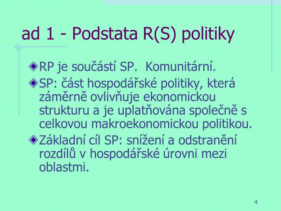5 ad 1 – 1.pokračování Selektivnost.