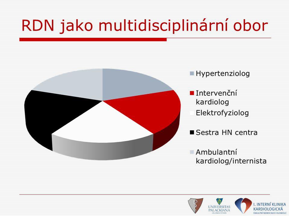 RDN jako multidisciplinární obor