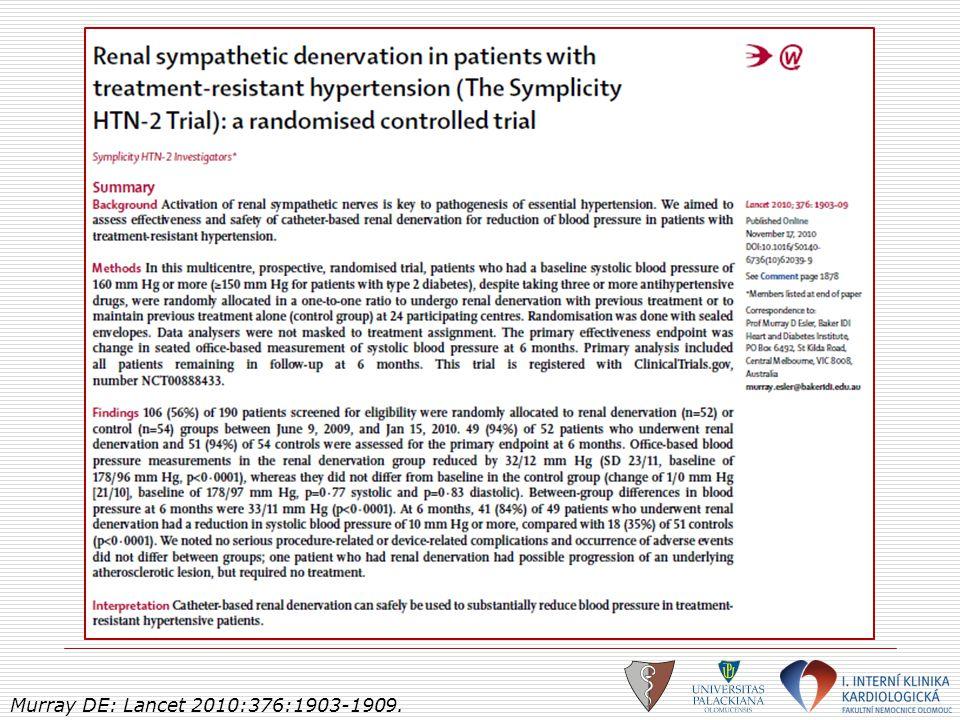 Murray DE: Lancet 2010:376:1903-1909.