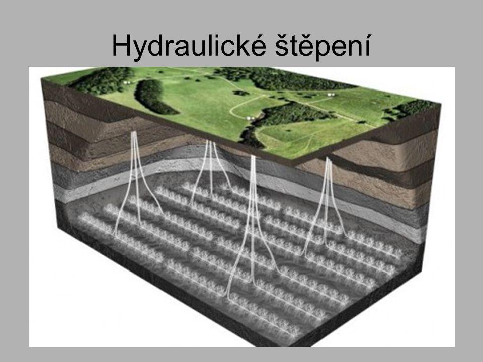 Zásoby břidlicového zemního plynu
