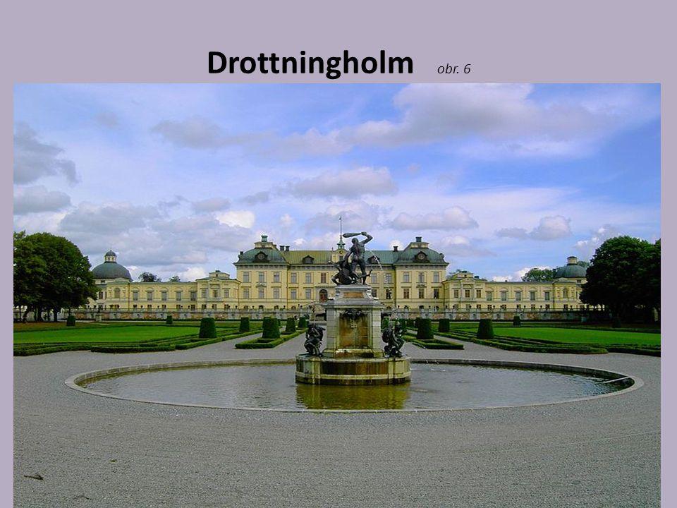 Drottningholm obr. 6