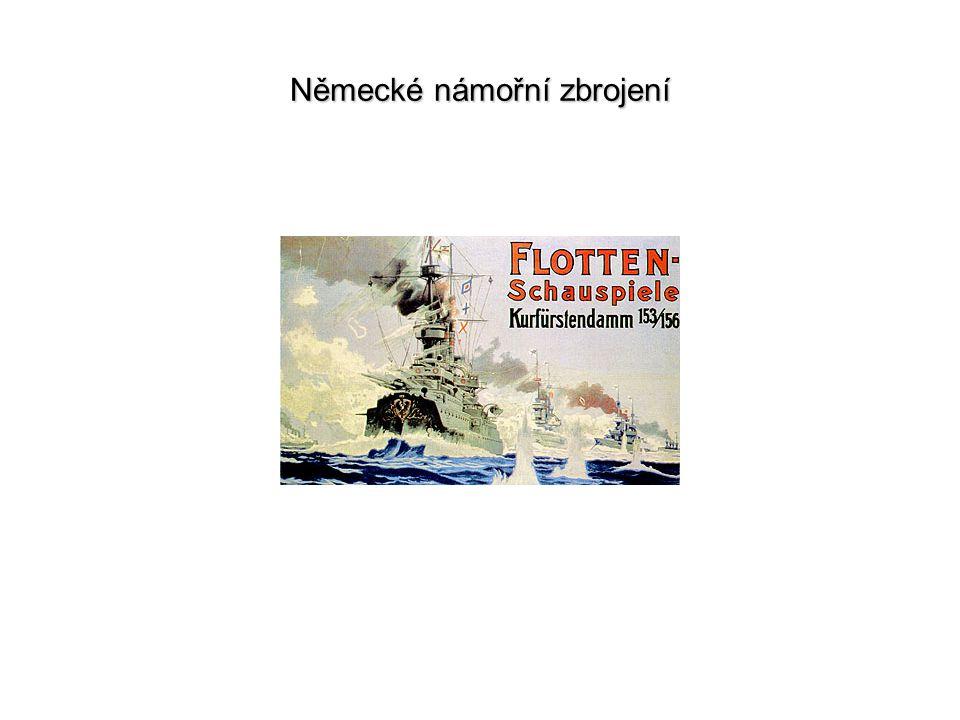 Německé námořní zbrojení