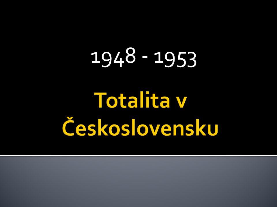 1948 - 1953