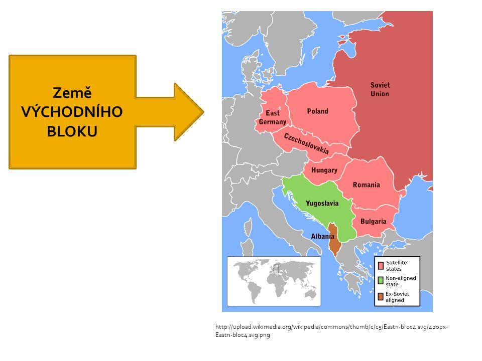 http://upload.wikimedia.org/wikipedia/commons/thumb/c/c5/Eastn-bloc4.svg/420px- Eastn-bloc4.svg.png Země VÝCHODNÍHO BLOKU