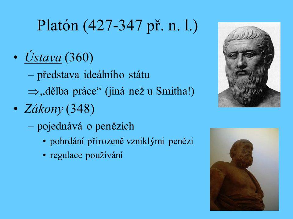 Platón (427-347 př. n.