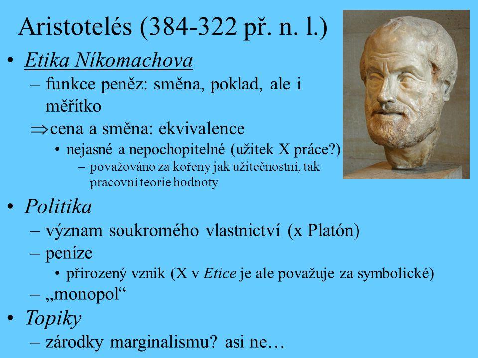 Aristotelés (384-322 př. n.