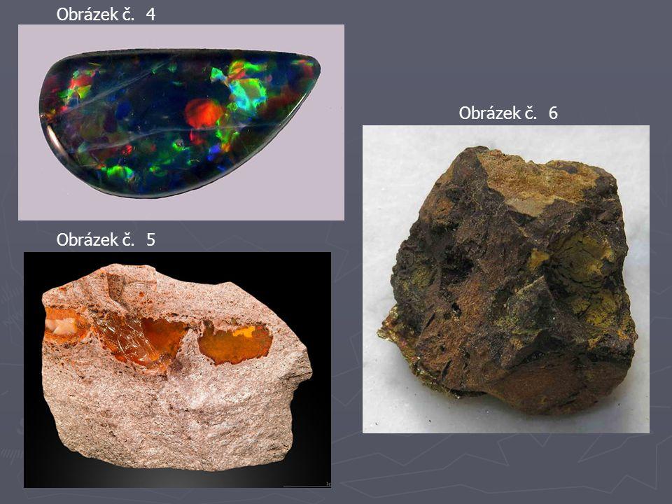 Lom ► Popisuje vzhled povrchu minerálu, který vznikl odlomením, nikoli odštěpením krystalu Obrázek č.