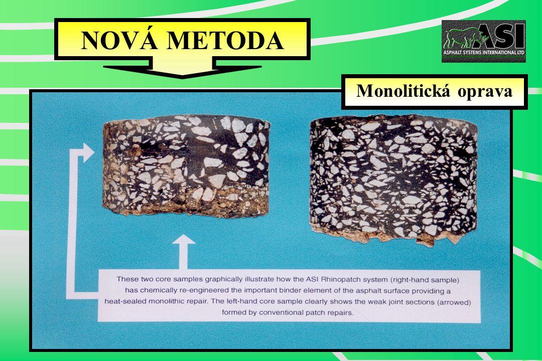 Monolitická oprava NOVÁ METODA