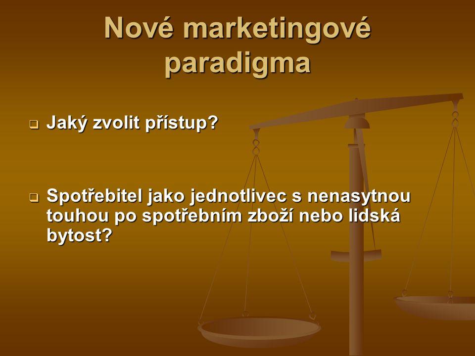Sedm strategií green marketingu I.