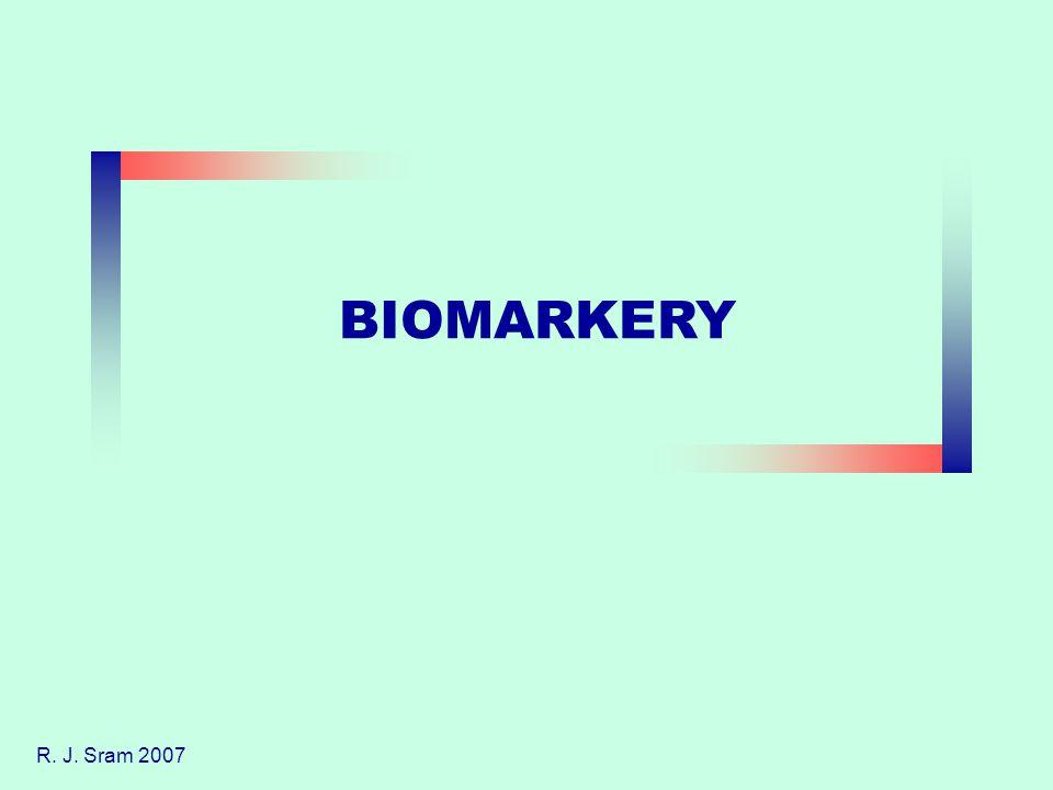 BIOMARKERY R. J. Sram 2007