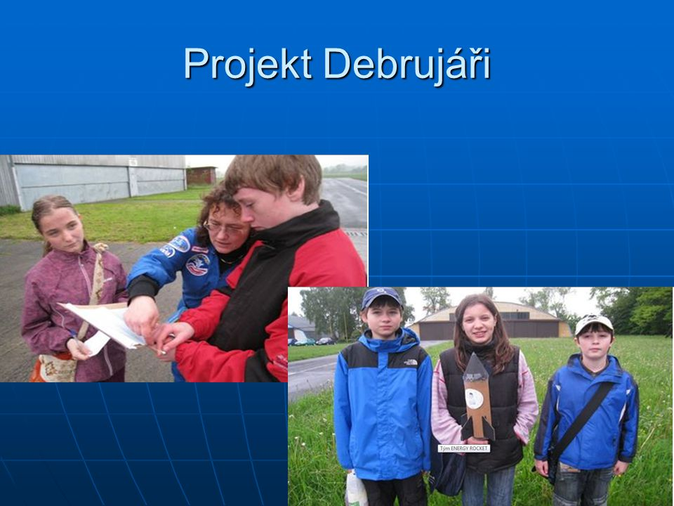 Projekt Debrujáři
