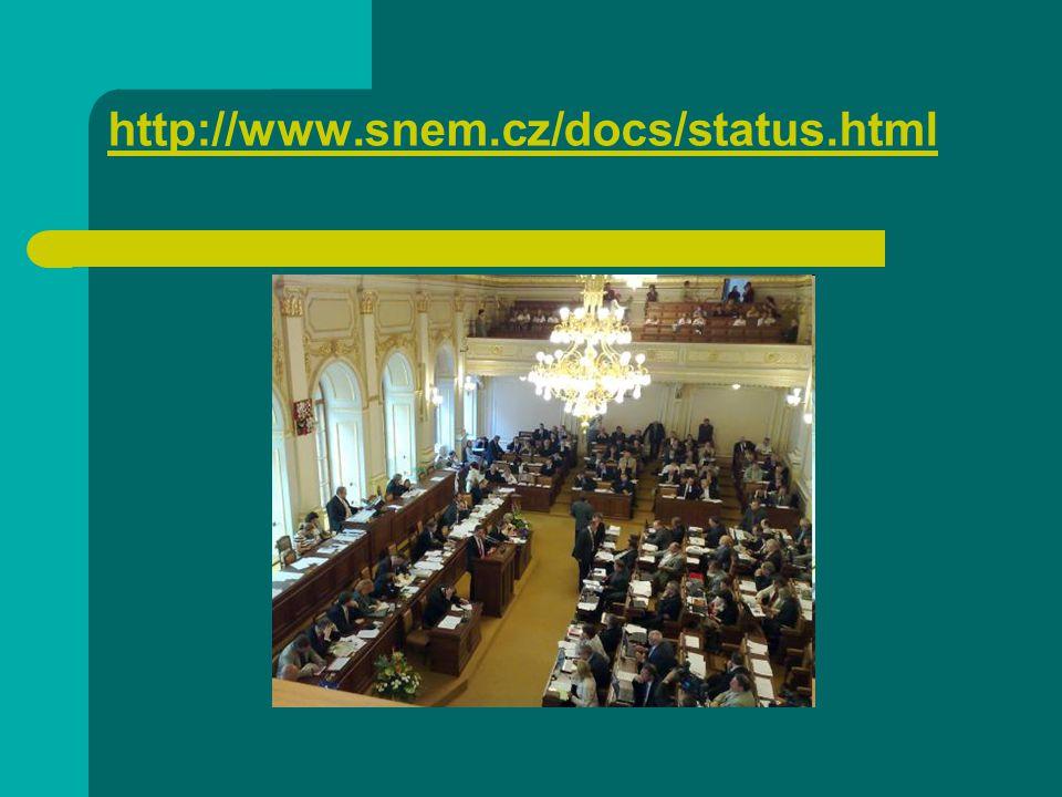 http://www.senat.cz/