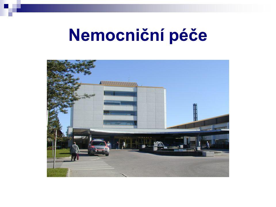Nemocniční péče