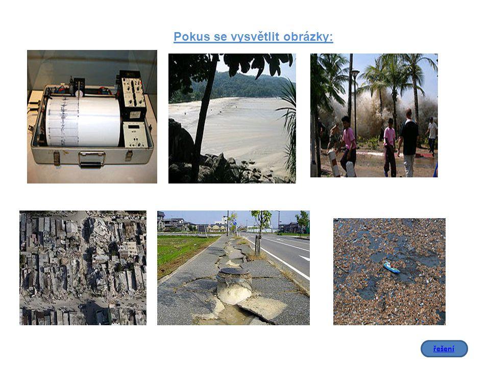 Pokus se vysvětlit obrázky: řešení