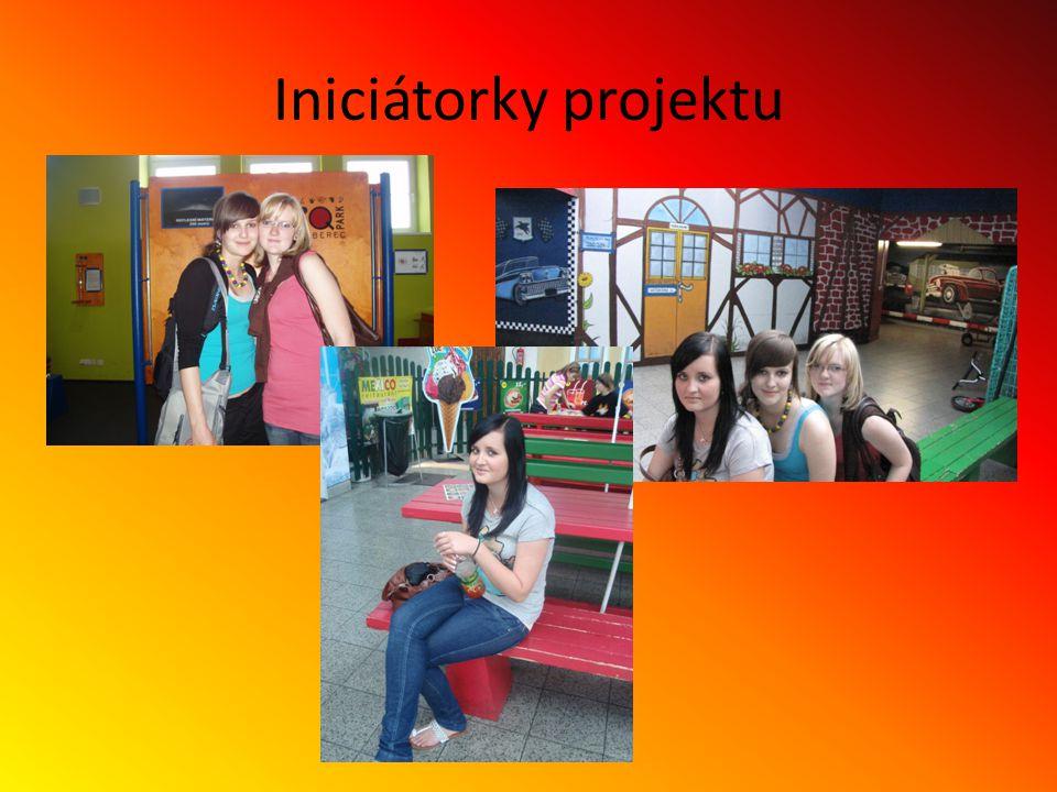 Iniciátorky projektu