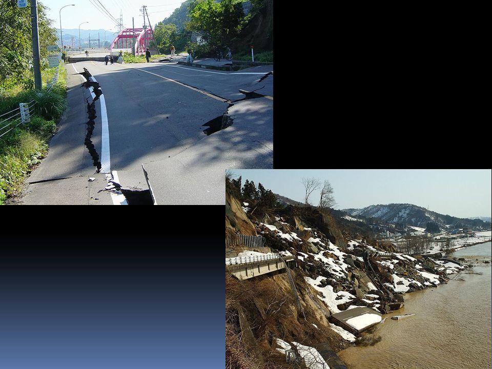 Zemětřesení – vznik  v aktivních pásmech odpovídajícím okrajům litosférických desek  shodou s oblastmi vulkanické činnosti  shodou s výskytem pásemných pohoří