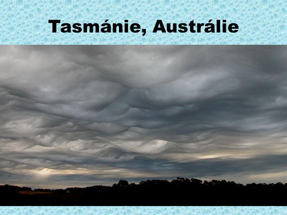 Tasmánie, Austrálie