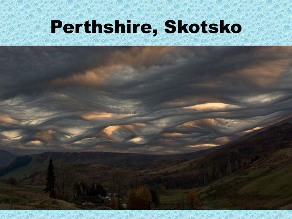 Perthshire, Skotsko