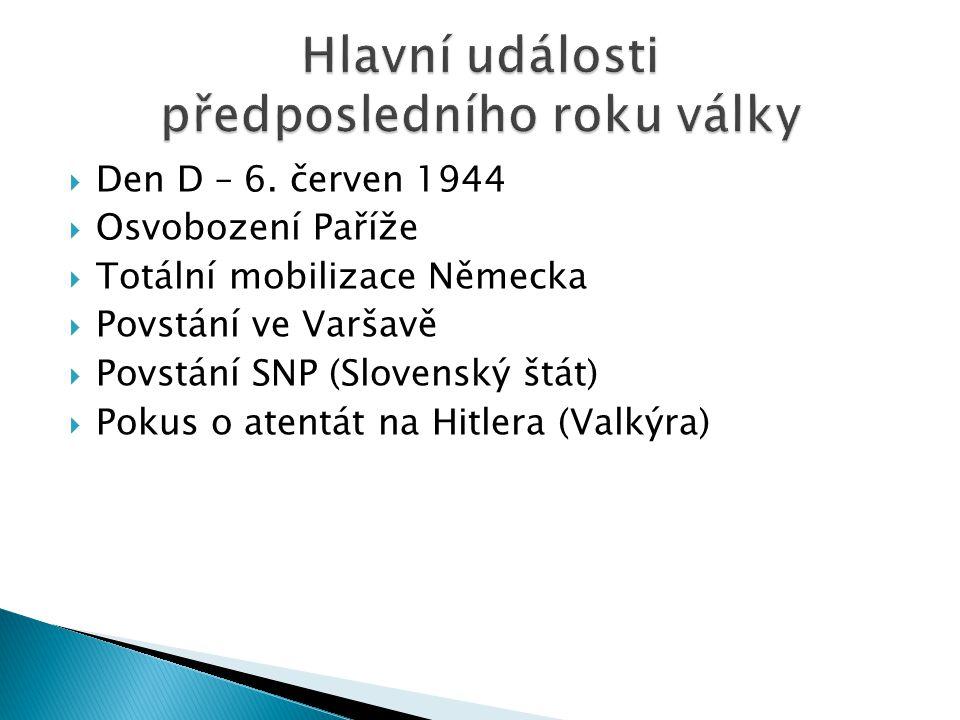 Co je operace Valkýra.Film Valkýra – hl.