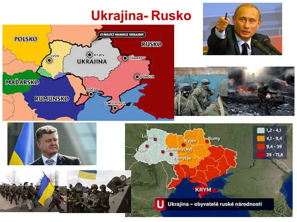 Ukrajina- Rusko