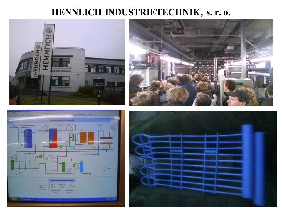 HENNLICH INDUSTRIETECHNIK, s. r. o.