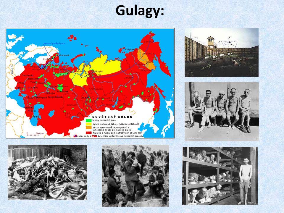 Gulagy: