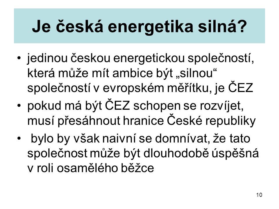 10 Je česká energetika silná.