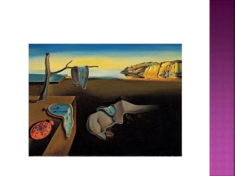  SURREALISMUS - Salvador Dalí (Persistence paměti)