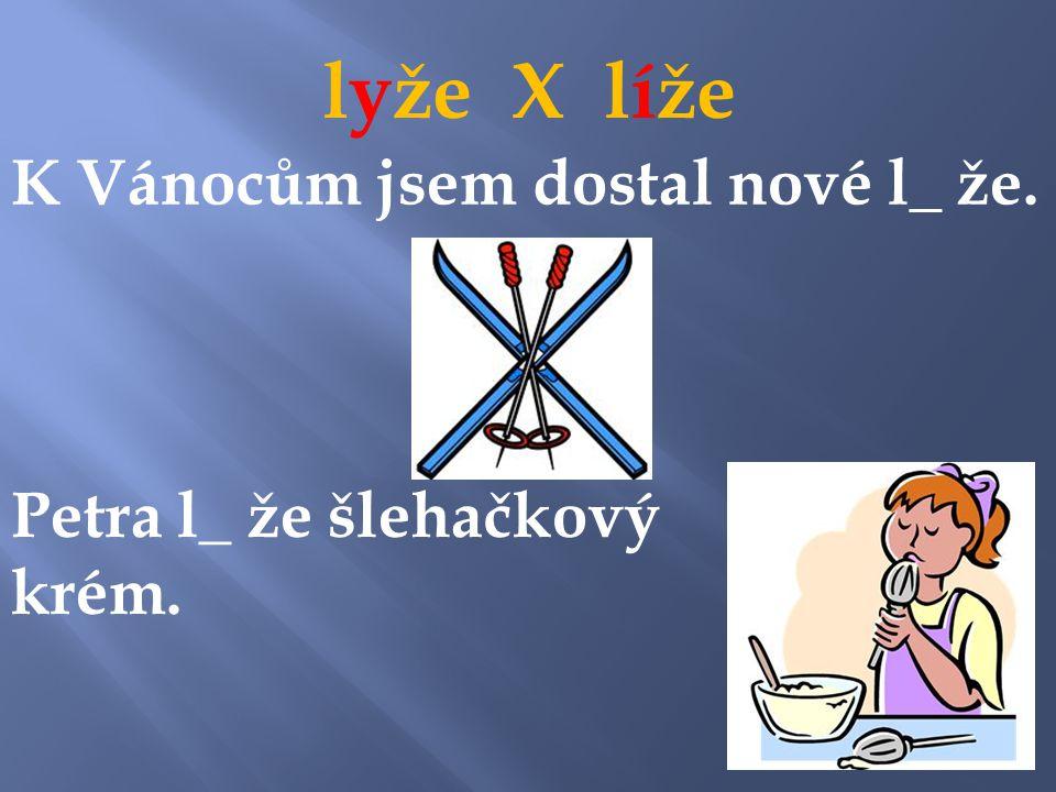 lyska X líska L_ ska černá je pták žijící u vody. L_ ska obecná je keř s malými hnědými oříšky. y í