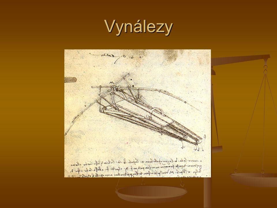 Anatomie Značnou část svého života věnoval Leonardo studiu anatomie.